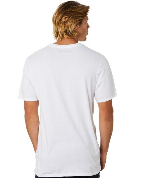 WHITE MENS CLOTHING HURLEY TEES - CQ8534100