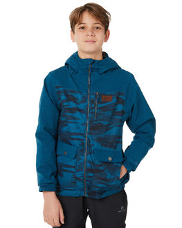 INK BLUE SNOW CLOTHING RIP CURL JACKETS - SKJAN43252