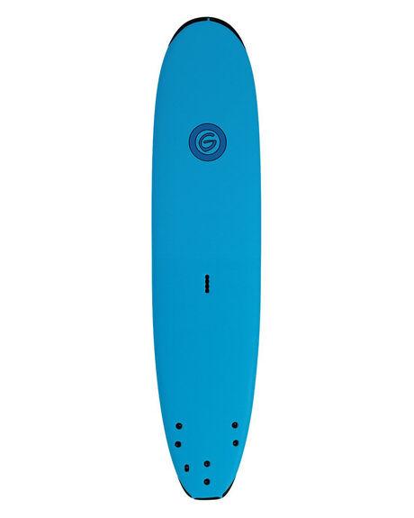 BLUE BOARDSPORTS SURF GNARALOO GSI SURFBOARDS - GN-FATTY-BL