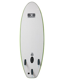 LIME BOARDSPORTS SURF OCEAN AND EARTH SOFTBOARDS - SBSO66LIM