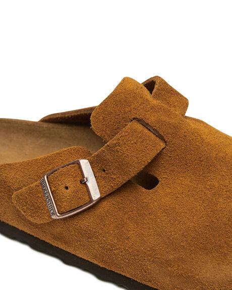 MINK WOMENS FOOTWEAR BIRKENSTOCK FLATS - 1009542WMINK