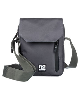 PEWTER MENS ACCESSORIES DC SHOES BAGS + BACKPACKS - EDYBA03059-KPF0