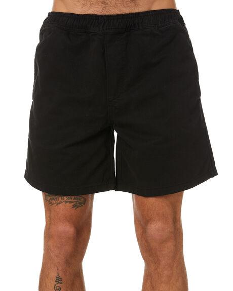 BLACK MENS CLOTHING INSIGHT SHORTS - 5000005047BLK