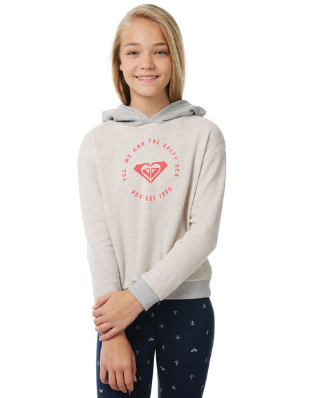 METRO HEATHER KIDS GIRLS ROXY JUMPERS - ERGFT03243TENH