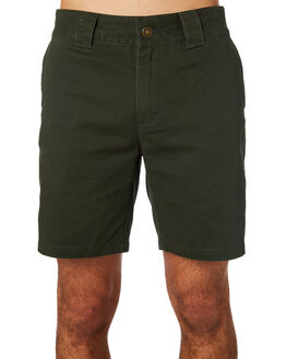 FOREST GREEN MENS CLOTHING DICKIES SHORTS - K4170810FGRN