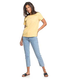SAHARA SUN WOMENS CLOTHING ROXY TEES - ERJZT04845-YGD0