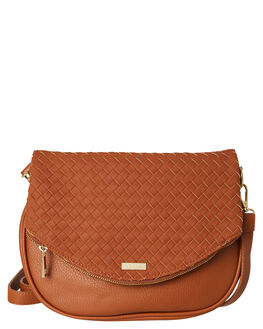 TAN WOMENS ACCESSORIES RUSTY BAGS + BACKPACKS - BFL1003TAN