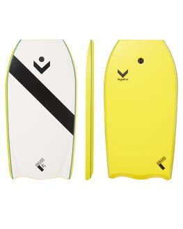 YELLOW SURF BODYBOARDS HYDRO BOARDS - CB17-HYD-042YEL