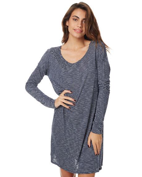 SEA NAVY WOMENS CLOTHING VOLCOM DRESSES - B1311770NVY