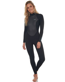 BLACK SURF WETSUITS XCEL STEAMERS - WT32AXS7BLK