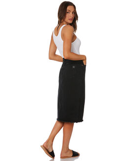 MID 90S DUST BLACK WOMENS CLOTHING INSIGHT SKIRTS - 1000084554DSTBK