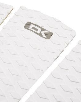 WHITE BOARDSPORTS SURF DAKINE TAILPADS - 10002260WHI