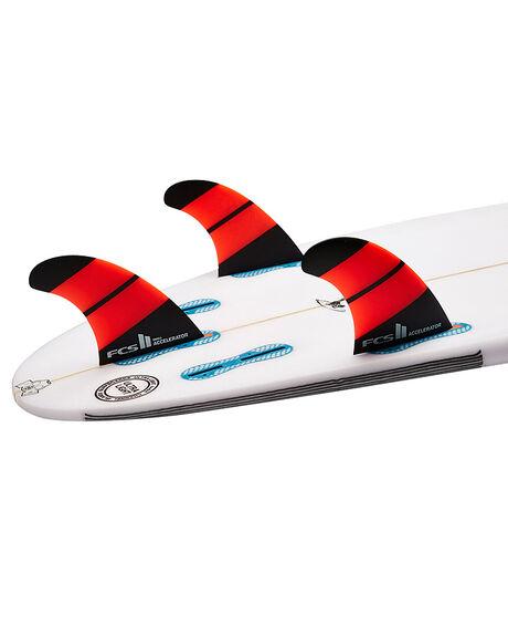 ORANGE SURF HARDWARE FCS FINS - FACC-NG01-TS-RORG