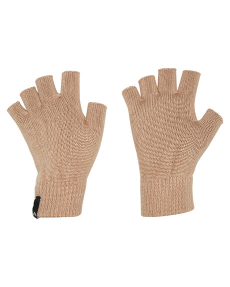 LATTE WOMENS ACCESSORIES RUSTY SCARVES + GLOVES - MAL0248LAT