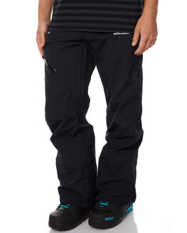BLACK SNOW OUTERWEAR VOLCOM PANTS - G1351705BLK