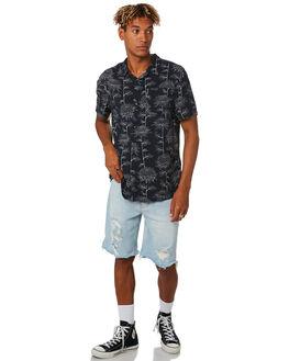 PRIMAVERA BLUE MENS CLOTHING LEE SHORTS - L-606636-NI5PBLU