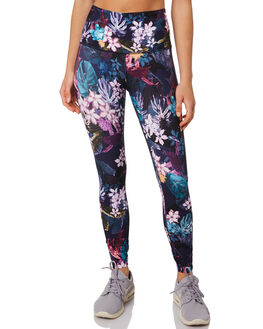 HYPERBLOOM PRINT WOMENS CLOTHING LORNA JANE ACTIVEWEAR - 101951HYP