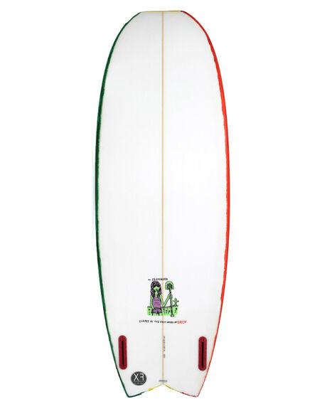 MULTI SURF SURFBOARDS VAMPIRATE FISH - VPGRAVEDIGGERSPR