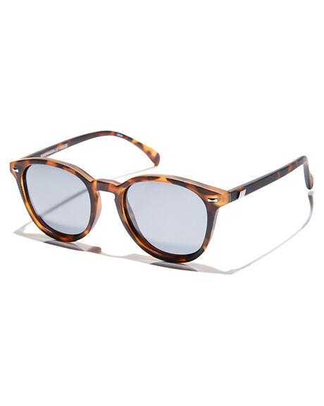 44ee97349a1ad Le Specs Bandwagon Sunglasses - Matte Tort