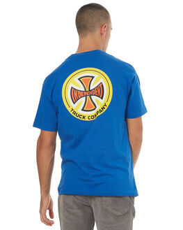 ROYALE MENS CLOTHING INDEPENDENT TEES - IN-MTC7124RYL