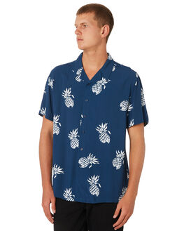 NAVY OUTLET MENS SWELL SHIRTS - S5193166NAVY