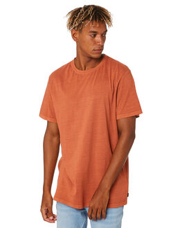 TERRACOTTA MENS CLOTHING RIP CURL TEES - CTESZ20256