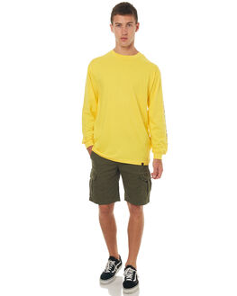 LEMON ZEST MENS CLOTHING INDEPENDENT TEES - IN-MLD7162LZST