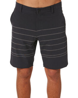 BLACK MENS CLOTHING RIP CURL SHORTS - CWALE10090