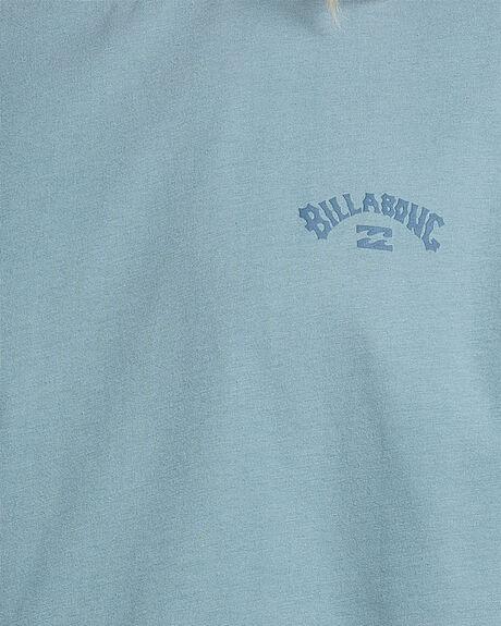 STEEL BLUE MENS CLOTHING BILLABONG TEES - 9517020-S28