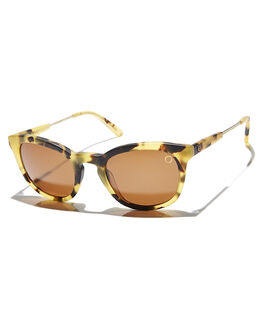 MATTE SPOTTED TORT MENS ACCESSORIES ELECTRIC SUNGLASSES - EE13453402MTTRT