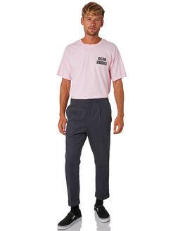 PINK MENS CLOTHING DEAD KOOKS TEES - DKSSTEE16PNK