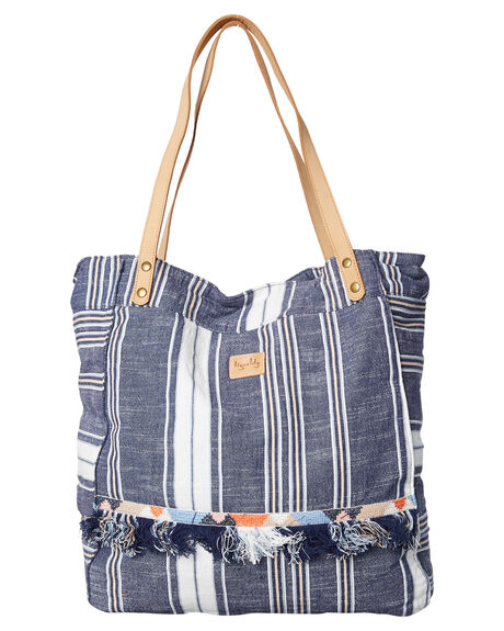 INDIGO WOMENS ACCESSORIES TIGERLILY BAGS + BACKPACKS - T481822IND