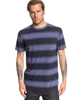 NIGHTSHADOW MENS CLOTHING QUIKSILVER TEES - EQYKT03938-BPT3