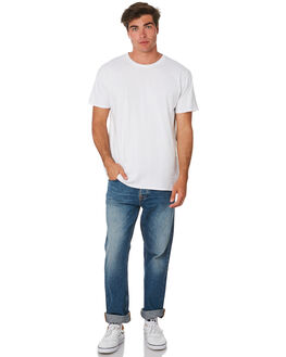 CELESTIAL ORANGE MENS CLOTHING NUDIE JEANS CO JEANS - 112885CELO