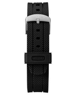 BLACK BLACK DIAL MENS ACCESSORIES TIMEX WATCHES - TW2R60600BLK