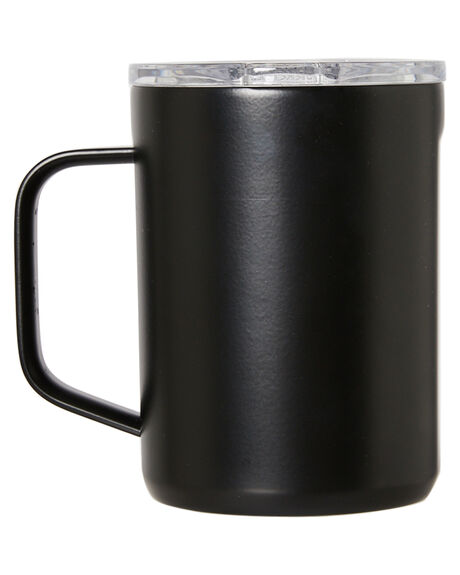 BLACK MENS ACCESSORIES CORKCICLE DRINKWARE - CI7MUGXLBLK