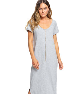 HERITAGE HEATHER WOMENS CLOTHING ROXY DRESSES - ERJKD03253-SGRH