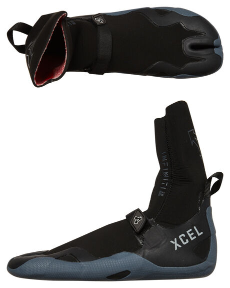 BLACK GREY BOARDSPORTS SURF XCEL MENS - AT037017BGR