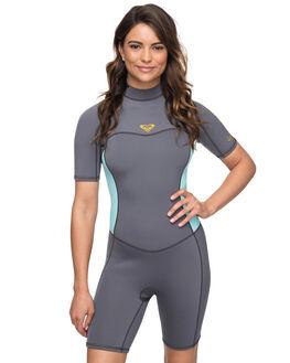 DEEP GREY GLACE BLUE BOARDSPORTS SURF ROXY WOMENS - ERJW503007XGGB