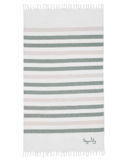 MULTI WOMENS ACCESSORIES TIGERLILY TOWELS - T472891MUL