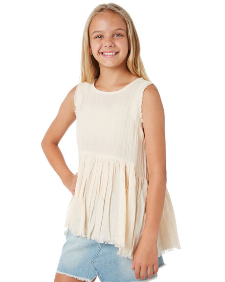 CHAI OUTLET KIDS FEATHER DRUM CLOTHING - FDG68CHAI