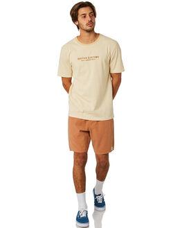 ALMOND MENS CLOTHING RHYTHM SHORTS - APR19M-JM01-ALM