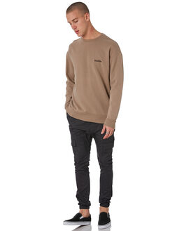 TIMBER MENS CLOTHING ZANEROBE JUMPERS - 402-METTMBR