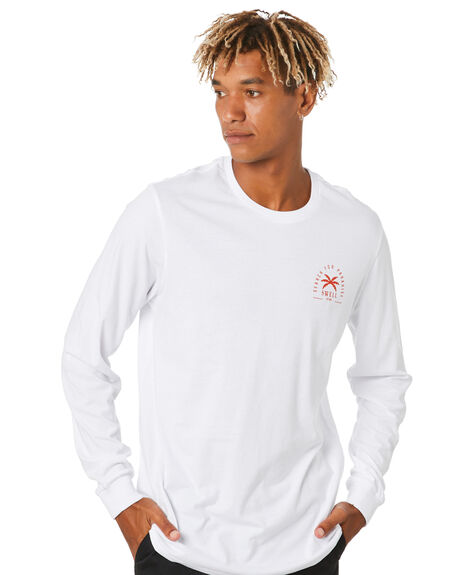 WHITE MENS CLOTHING SWELL TEES - S5204100WHITE