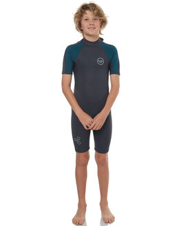 GUNMETAL SPRUCE SURF WETSUITS XCEL SPRINGSUITS - KN210AX7GGS
