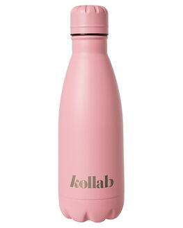 PINK WOMENS ACCESSORIES KOLLAB DRINKWARE - SS18PDFLSKPNK