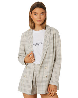 d86f874463a SAND WOMENS CLOTHING THE FIFTH LABEL JACKETS - 40190147-4SAND