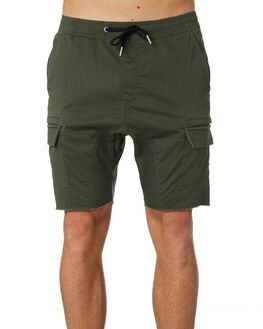 MILITARY MENS CLOTHING ZANEROBE SHORTS - 619-VERMIL