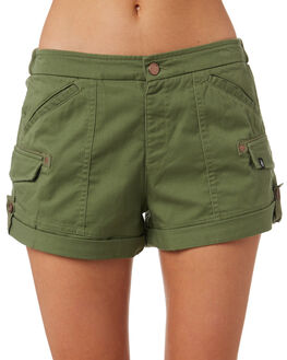 MILITARY WOMENS CLOTHING VOLCOM SHORTS - B0931875MIL