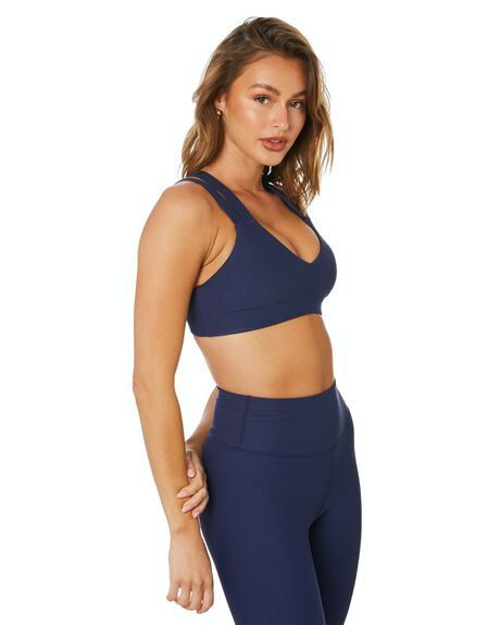NAVY WOMENS CLOTHING DK ACTIVE ACTIVEWEAR - DK05-003-NVY-XS